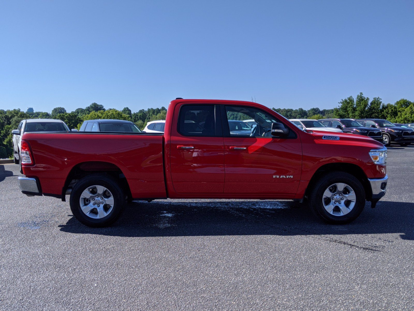Pre-Owned 2020 Ram 1500 Big Horn 4WD