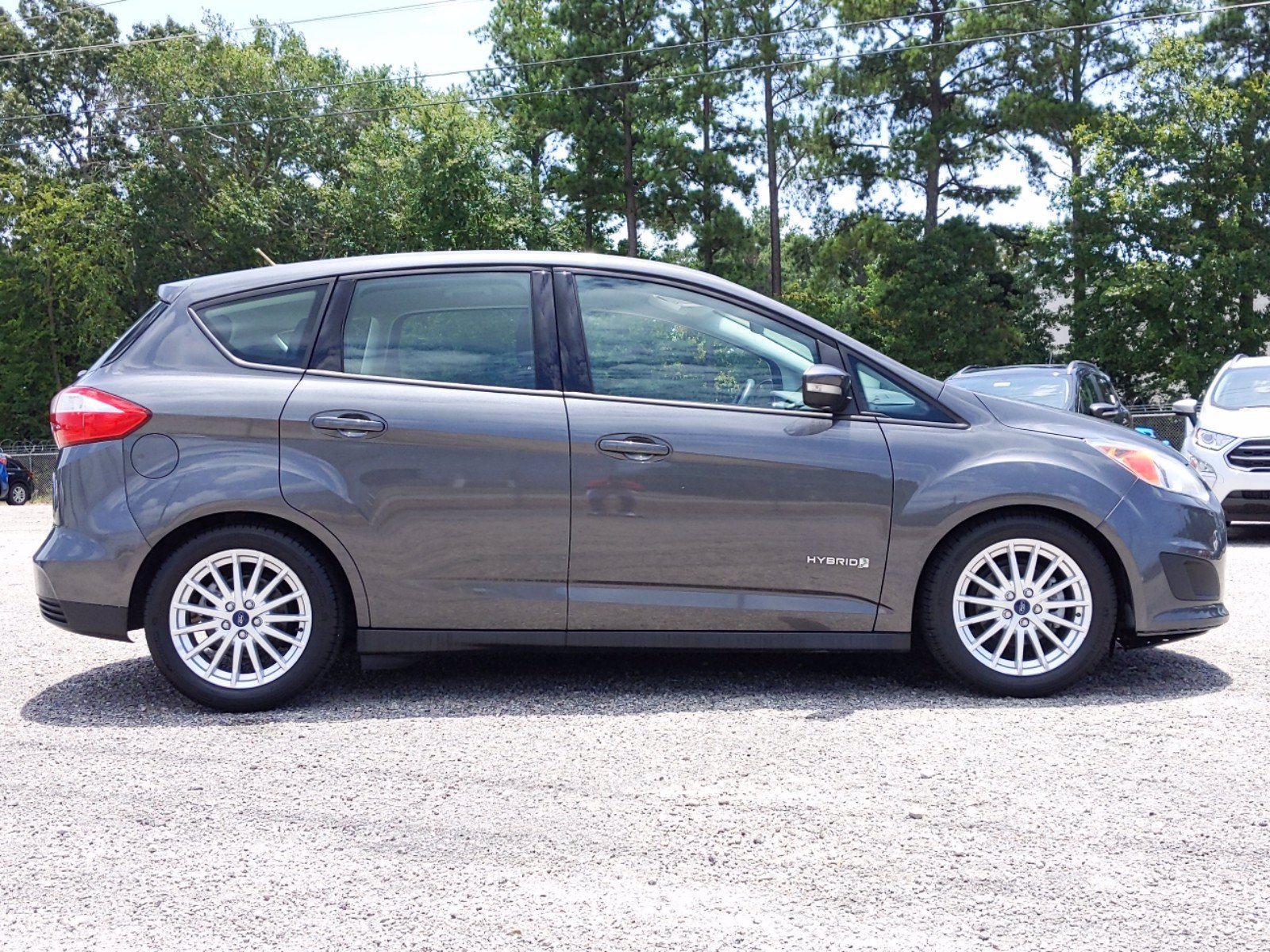 Pre-Owned 2015 Ford C-Max Hybrid SE Front Wheel Drive Hatchback