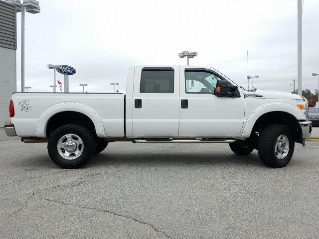 Pre-Owned 2016 Ford Super Duty F-250 SRW 4WD Crew Cab 156 XLT