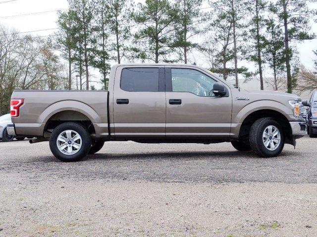 Pre-Owned 2019 Ford F-150 XLT 2WD SuperCrew 5.5' Box RWD Crew Cab Pickup