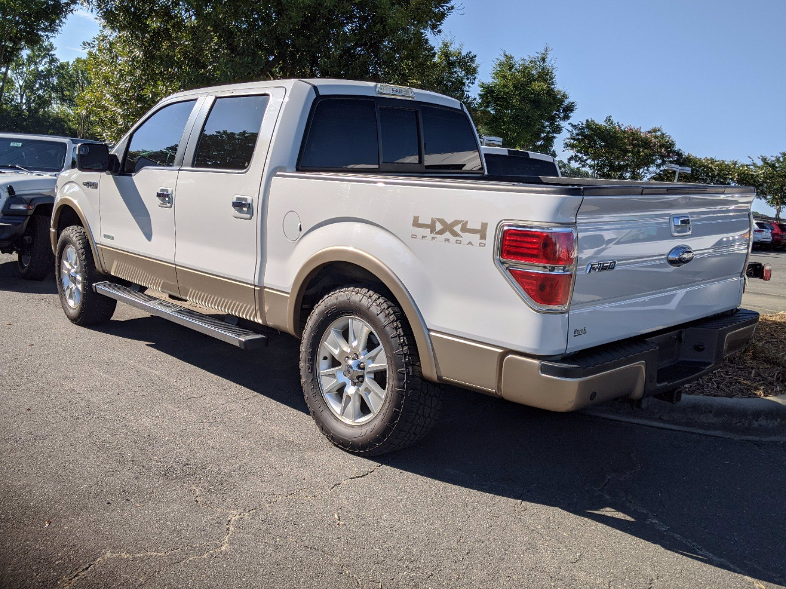 Pre-Owned 2013 Ford F-150 Lariat With Navigation & 4WD