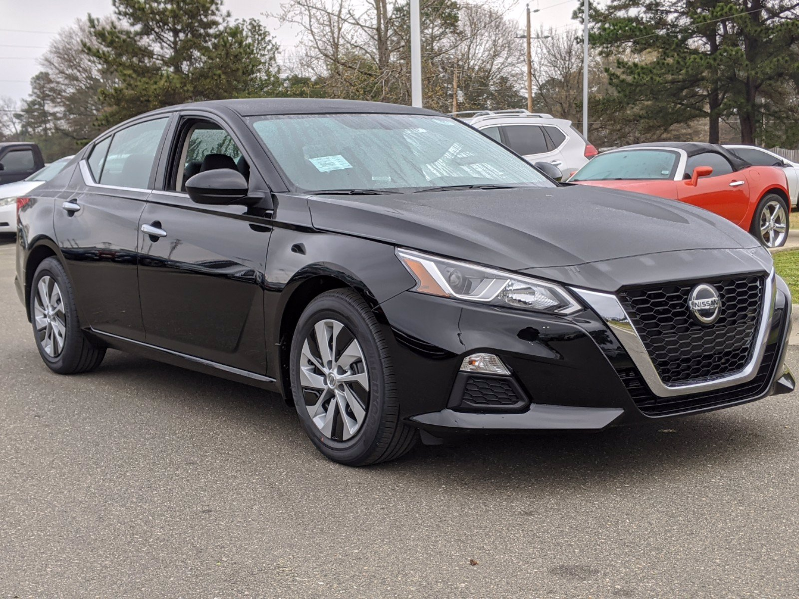 New 2020 Nissan Altima 2.5 S FWD 4dr Car