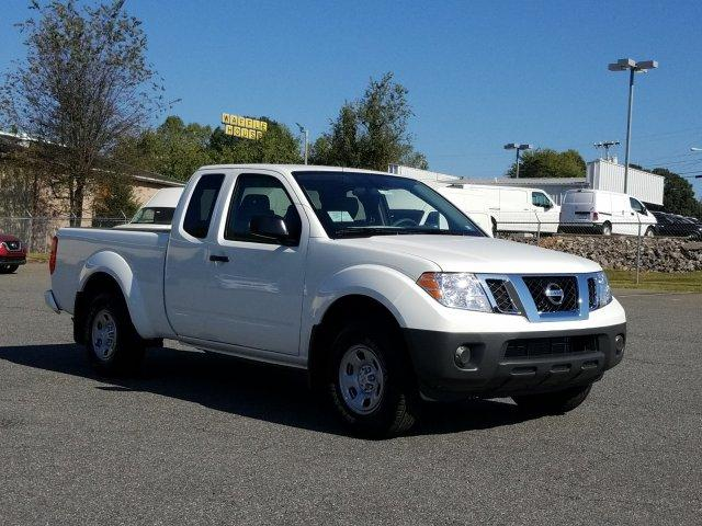 New 2019 Nissan Frontier King Cab 4x2 S Auto