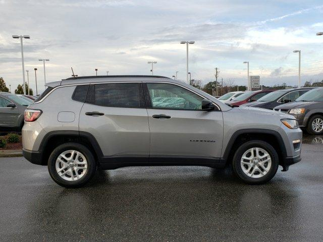 Pre-Owned 2019 Jeep Compass Sport FWD FWD Sport Utility