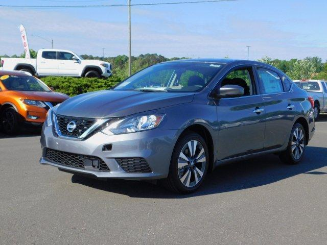 New 2019 Nissan Sentra SV CVT *Ltd Avail*