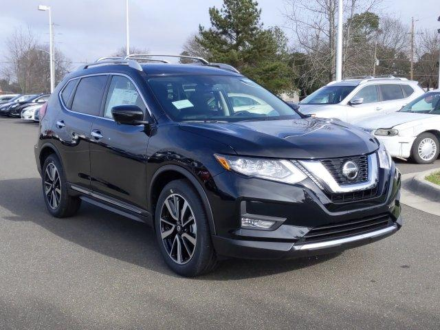 New 2020 Nissan Rogue FWD SL With Navigation