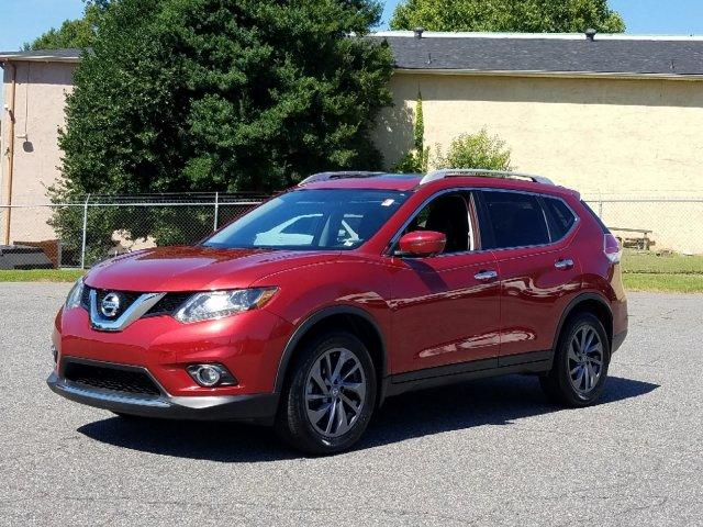 Certified Pre-Owned 2016 Nissan Rogue FWD 4dr SL