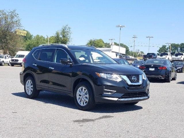 New 2020 Nissan Rogue AWD S