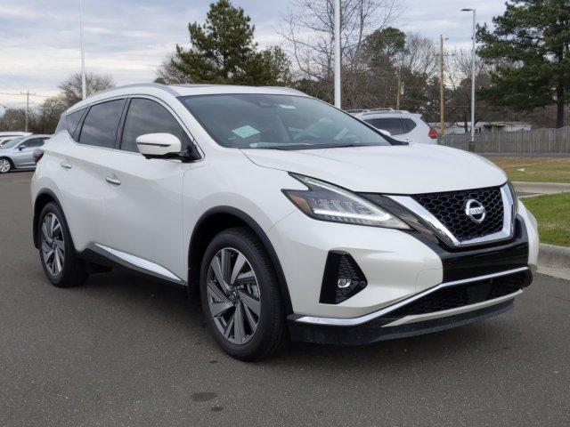 New 2020 Nissan Murano FWD SL With Navigation