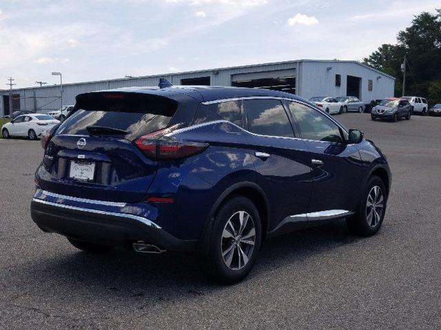 New 2019 Nissan Murano FWD S