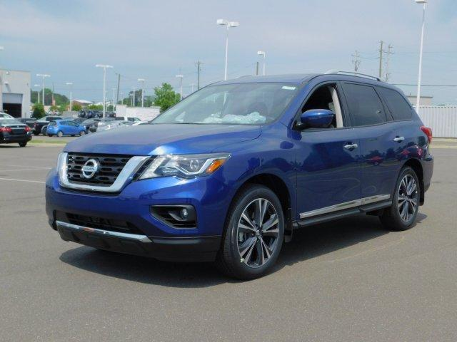 New 2019 Nissan Pathfinder 4x4 Platinum