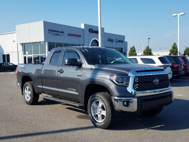 Pre-Owned 2019 Toyota Tundra 4WD SR5 Double Cab 6.5' Bed 5.7L FFV