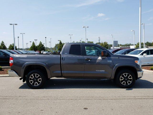 Pre-Owned 2016 Toyota Tundra 4WD Double Cab 5.7L FFV V8 6-Spd AT SR5