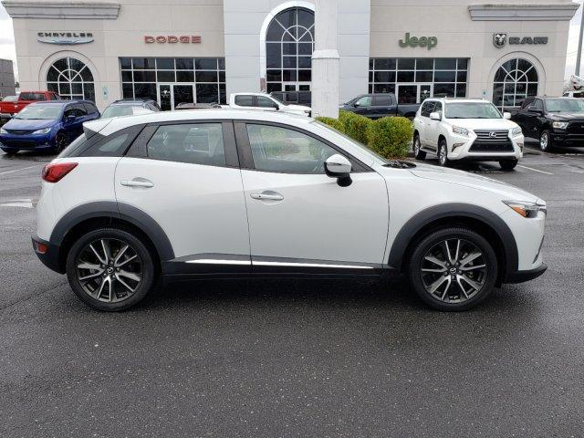 Pre-Owned 2016 Mazda CX-3 AWD 4dr Grand Touring AWD