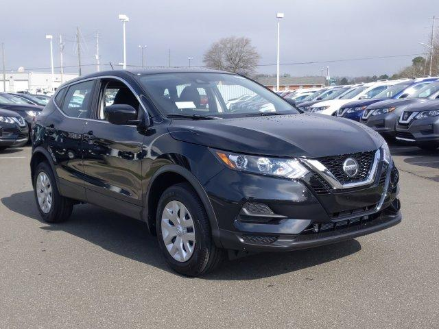 New 2020 Nissan Rogue Sport FWD S FWD Sport Utility