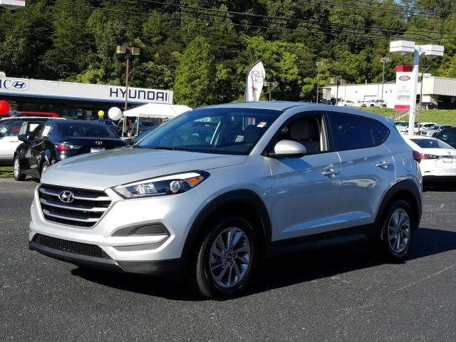 Pre-Owned 2018 Hyundai Tucson SE FWD