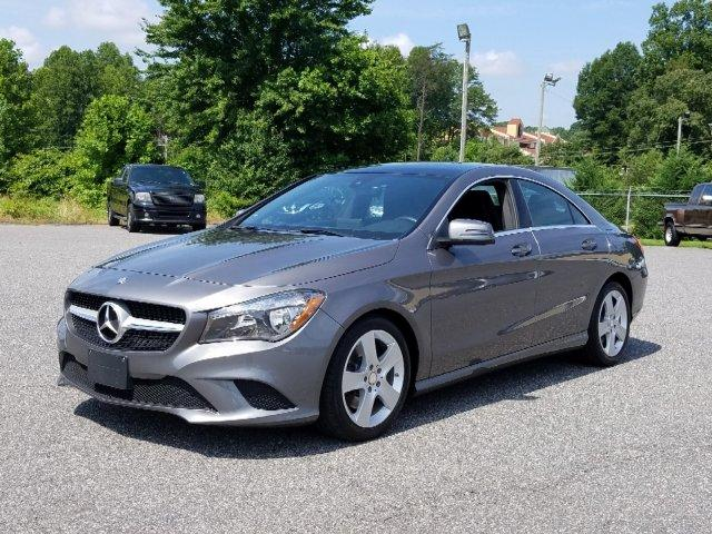 Pre-Owned 2016 Mercedes-Benz CLA CLA250 4MATIC® Coupe