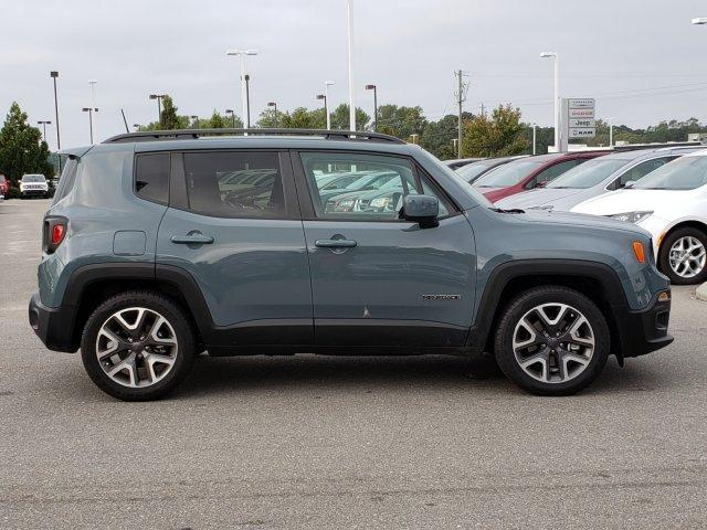 2018 Jeep Renegade Latitude FWD
